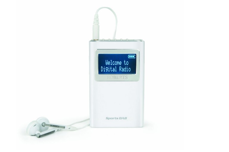 Roberts Radios SPORTSDAB5