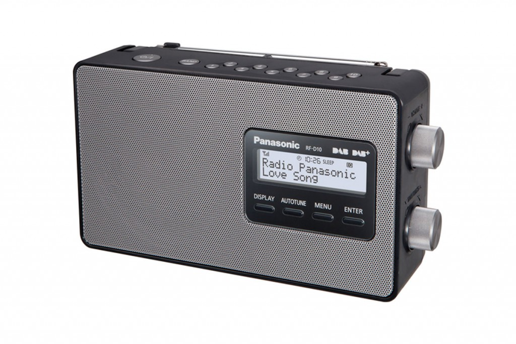 Panasonic RF-D10EB-K