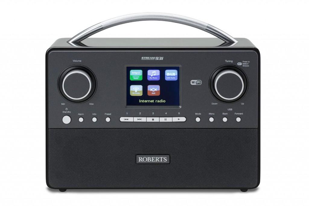 Roberts Stream93i DAB and Internet Radio