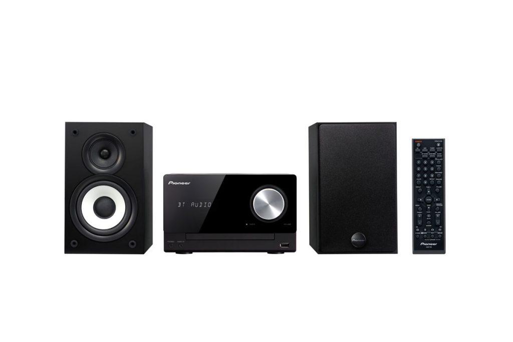 Pioneer X-CM32BTD CD Receiver System with DAB/DAB+