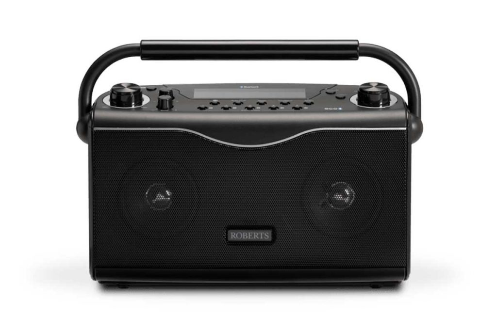 Roberts ECO4 BT DAB/DAB+/FM Bluetooth Radio