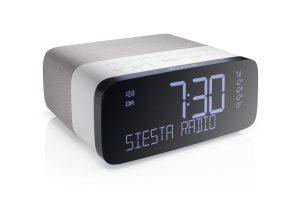 PURE Siesta Rise DAB+/FM Clock Radio