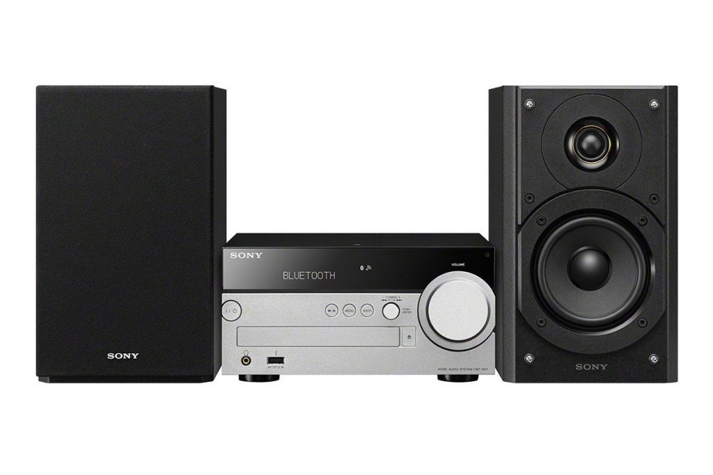 Sony CMT-SX7B Hi-Fi with DAB