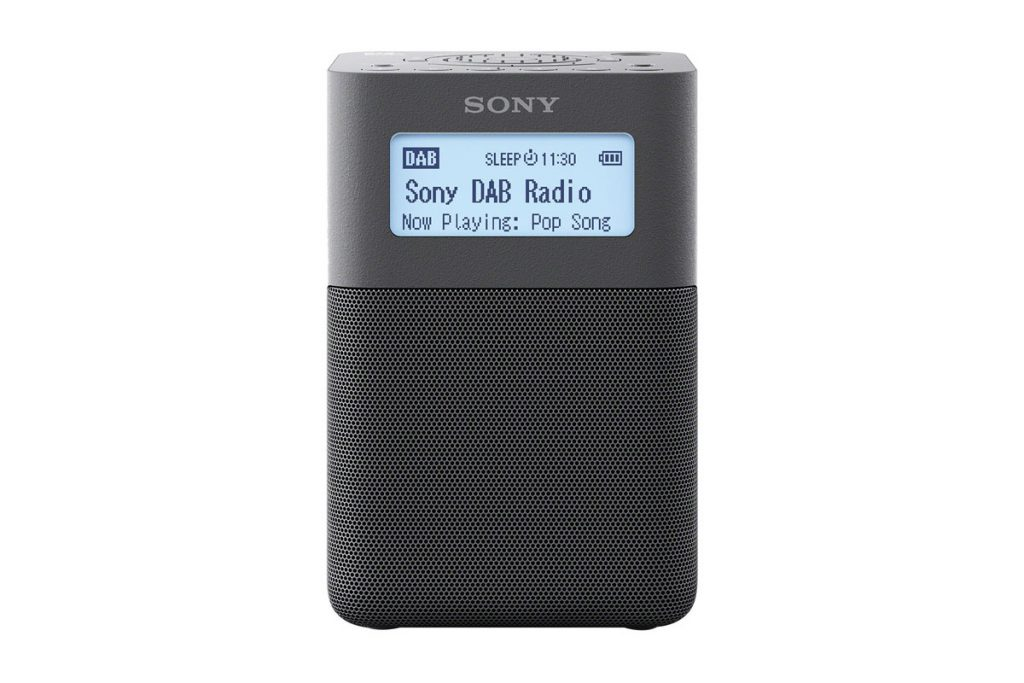 Sony XDR-V20D DAB Clock Radio