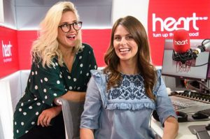 Ellie Taylor and Anna Whitehouse on Heart