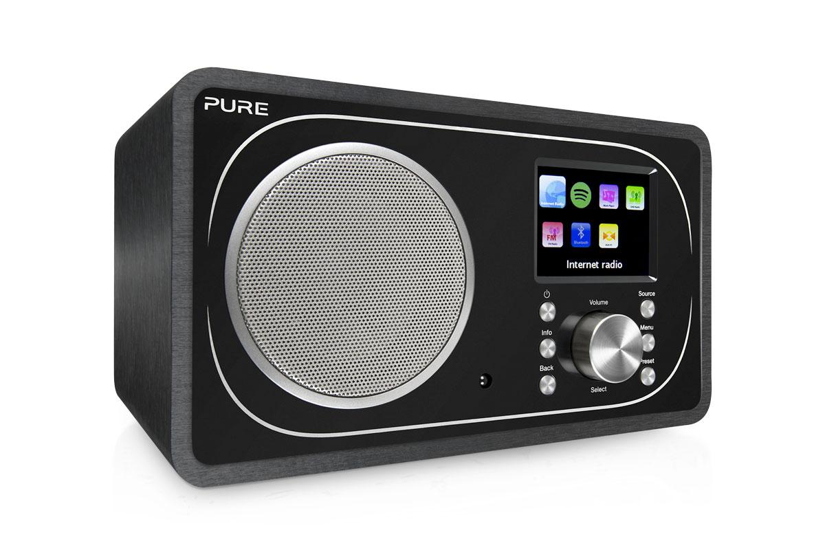 pure evoke f3 dab and internet radio digital radio choice. Black Bedroom Furniture Sets. Home Design Ideas
