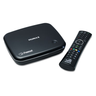 Humax HB-1100S Smart Freesat HD Digital TV Receiver with Built-in Wi-Fi