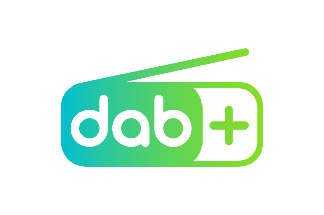 New international DAB+ logo