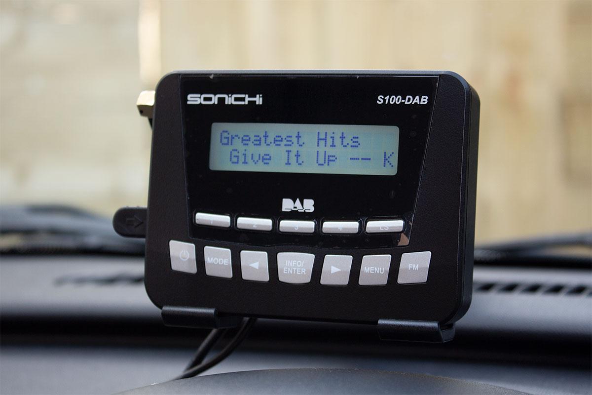 Sonichi S100 DAB Adapter