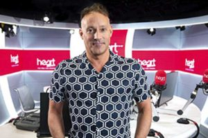 Toby Anstis on Heart Dance