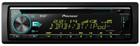 Pioneer DEH-X7800DAB CD Tuner with Bluetooth, USB, DAB+ and Spotify, 120.00