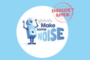 Make Some Noise Emergency Appeal