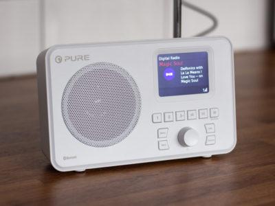 Pure Elan One DAB+ Portable Radio with Bluetooth