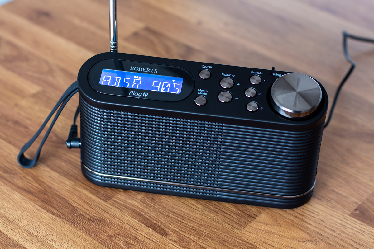 Roberts Play 10 Portable DAB Radio