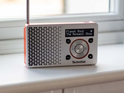 TechniSat DIGITRADIO 1 DAB Rechargeable Radio
