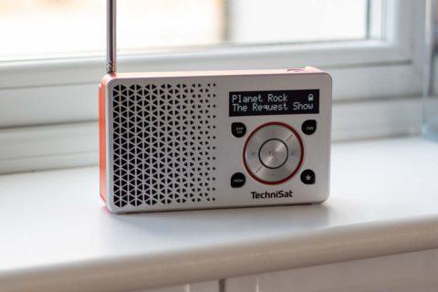 TechniSat DIGITRADIO 1 DAB Rechargeable Radio