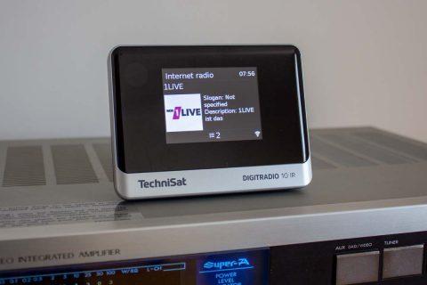 Technisat DIGITRADIO 10 IR DAB/Internet Radio Receiver